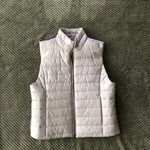 LOFT Outlet Sz L Quilted Vest